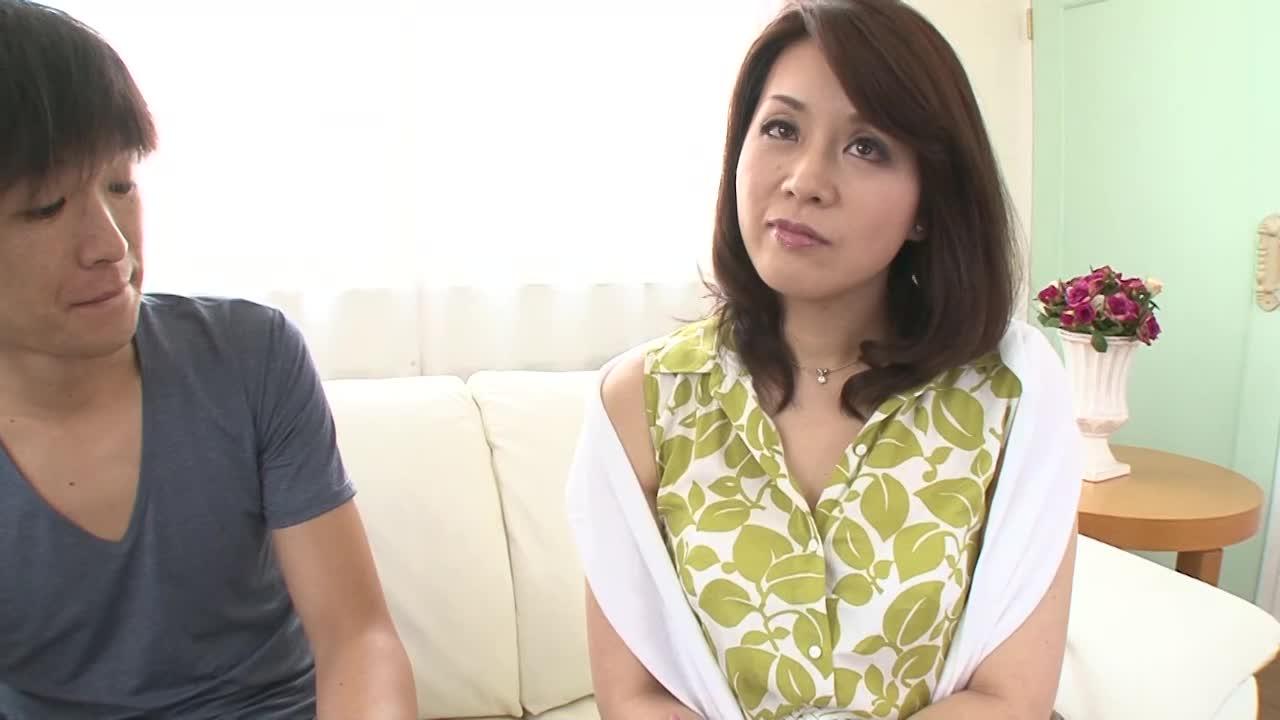 【石川藍子/四十路】素人の美人妻がアダルトビデオに出演するAVデビュー作品